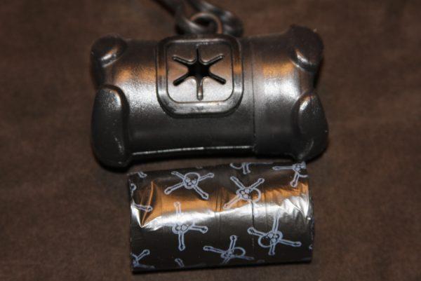 Bone- Shaped Waste Bag Holder-0