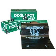 DOGIPOT Litter Bags -- Pet Cleanup Bags-0