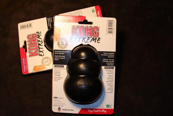 Black Extreme Kong (L)-558