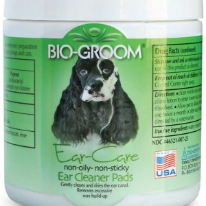 Bio-Groom Ear Care Pads, 25 ct-0