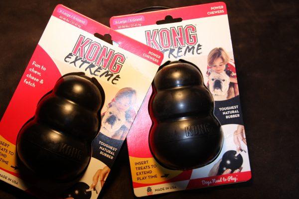 Black Extreme Kong XL-618