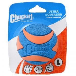 Chuckit Ultra Squeaker Balls-0