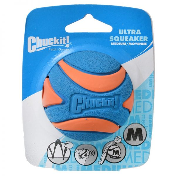 Chuckit Ultra Squeaker Balls-661