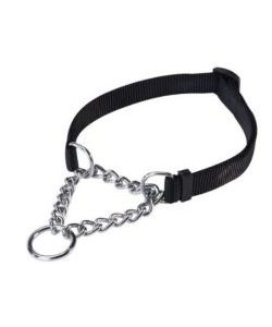 "Small Martingale Collars w/chain 13'' to 18""-0"