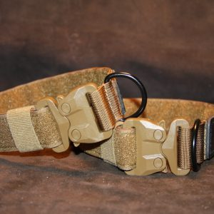 2'' Mil-Spec Nylon Id Collar w/plastic buckle-0