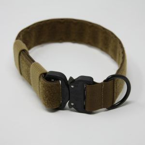 2'' Mil-Spec Nylon Id Collar w/ metal buckle-0