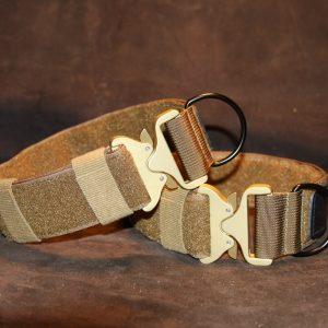 1.5'' Mil-Spec Nylon Id Collar w/ metal buckle-0