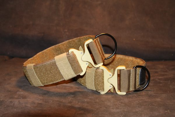 1.5'' Mil-Spec Nylon Id Collar w/ metal buckle-0