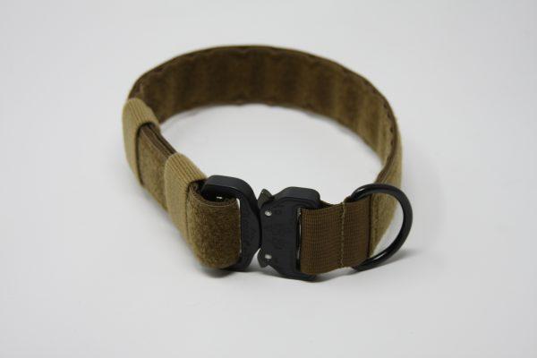 1.5'' Mil-Spec Nylon Id Collar w/plastic buckle-0