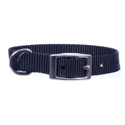 1'' Double layered nylon collar-0