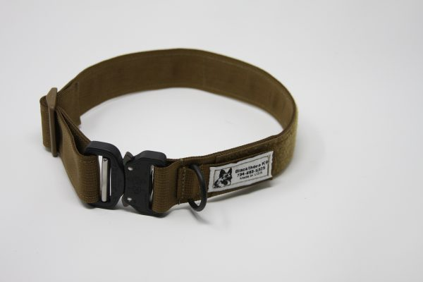 "1.5"" Detection and general purpose Collar with metal buckel-0"