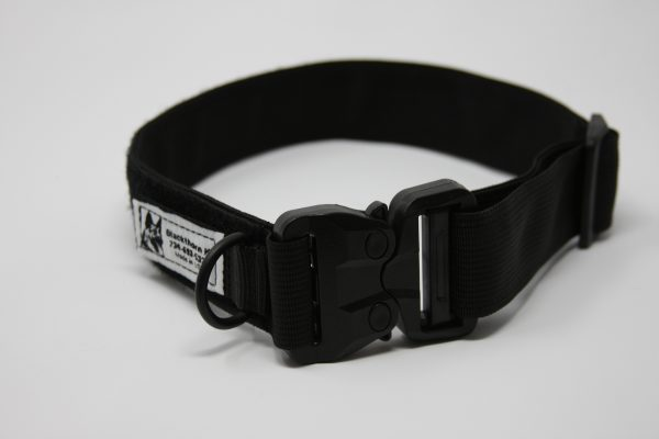 "1.5"" Detection and general purpose Collar with metal buckel-830"