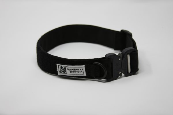 "1.5"" Detection and general purpose Collar with metal buckel-829"