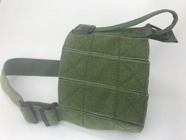 Camo Green Patrol Harness-0
