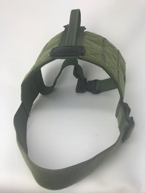 Camo Green Patrol Harness-823